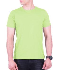 تیشرت سبز روشن