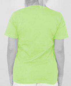 تیشرت زنانه سبز روشن