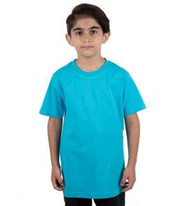 تیشرت آبی بچگونه