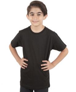 تیشرت مشکی بچگانه