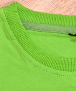 تیشرت بچه گانه سبز اسنپ