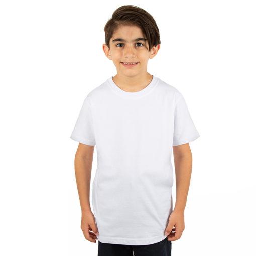 تیشرت بچگانه سفید سابلیمیشن