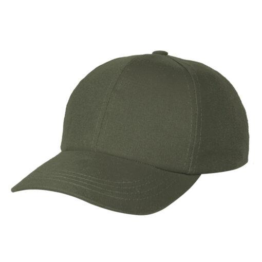 کلاه سبز زیتونی