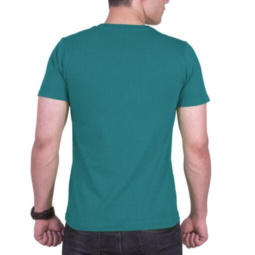 تیشرت مردانه سبز کله غازی